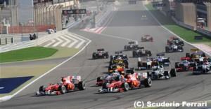 F1 バーレーンGP中止を主催者が発表