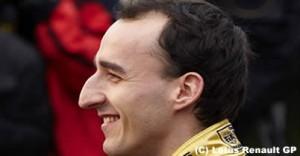 フェラーリ、ロバート・クビサへ応援のメッセージ