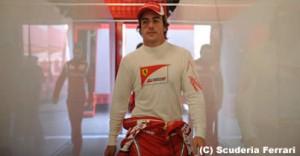 フェルナンド・アロンソ「F1のことなんかではなく、日本の被災者が心配」