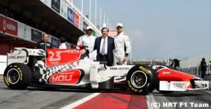 ヒスパニア、F1開幕戦オーストラリアGPで日の丸をマシンに