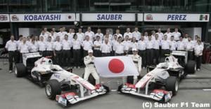 小林可夢偉のマネジャー、2011年日本GP開催を信じる