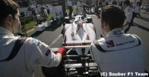 ザウバー、F1オーストラリアGP失格処分に控訴の意思を示す