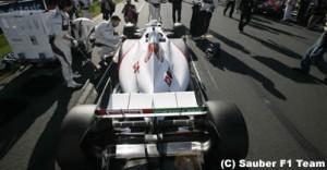 ザウバー、F1オーストラリアGP失格となった違反の詳細が明らかに