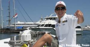 小林可夢偉、F1トップチーム移籍を視野に ザウバーとの契約更新報道を否定