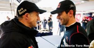 トロ・ロッソの代表、レッドブルがトロ・ロッソのドライバーを決める