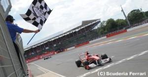 フェラーリ躍進の素はエキゾースト規制?