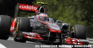 F1第11戦ハンガリーGPレースレポート