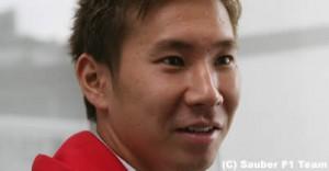 小林可夢偉「次のレースではきちんと入賞したい」