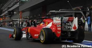 フェラーリ、V6ターボF1エンジンを来年テスト