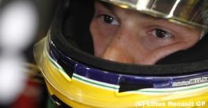 ロータス・ルノーGP、ブルーノ・セナのおかげでスポンサー獲得