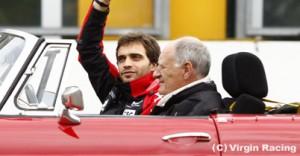 ジェローム・ダンブロジオ、イタリアGPが待ち遠しい