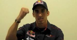【動画】F1日本GP「ガンバリマス!」=セバスチャン・ブエミ