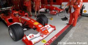 フェラーリのナンバー2ドライバーのクルマは遅い?