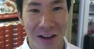 【動画】小林可夢偉「ようこそ日本GPへ!」