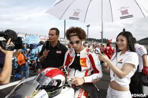 マルコ・シモンチェリ死亡事故を受け、ホンダ社長が公式コメント=MotoGP