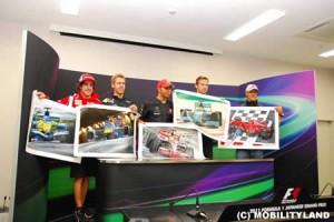 F1王者の絵画オークション、インドGP決勝日にスタート