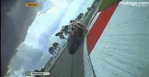 【動画】マルコ・シモンチェリ、MotoGPのクラッシュで死亡