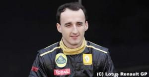 ロバート・クビサ復帰はシーズン途中でも構わないとロータス・ルノーGP