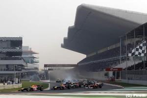 F1インドGP、ピレリのタイヤが「普通」で退屈に?