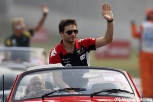 ジェローム・ダンブロシオ「日が落ちていく中でのレースはとても魅力的」