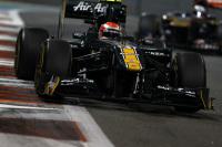 ヤルノ・トゥルーリ「ハード側タイヤを温められなかった」