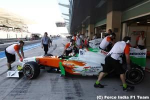 フォース・インディア、F1ブラジルGPまでに来季ドライバーを決定