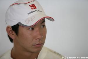 小林可夢偉「初めてF1に参戦した特別な場所」