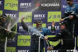 WTCC第12戦マカオ、イバン・ミュラーのタイトル決定
