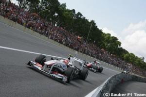 セルジオ・ペレス「F1初シーズンには満足」