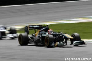 ヤルノ・トゥルーリ「いつもと同じようなレースだった」