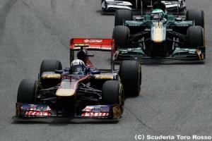 ハイメ・アルグエルスアリ「スタート直後から難しいレースだった」