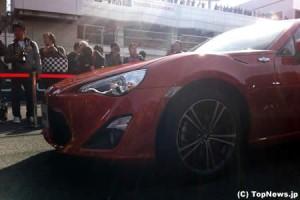 【画像】トヨタの新型FRスポーツ「86(ハチロク)」