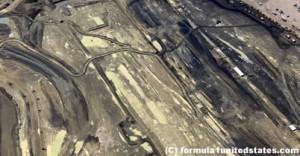 F1アメリカGP、サーキット施設の建築始まる