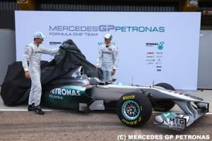 メルセデスGP、2012年型車の投入時期を明かす