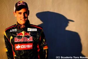ケビン・チェッコン、2012年はリザーブドライバーとして参戦か?