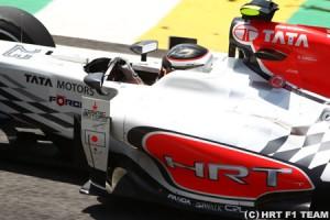 HRT、他チームに2012年マシンの設計委託を否定