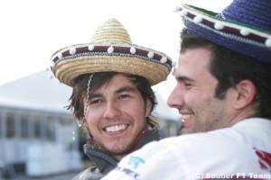 セルジオ・ペレス「F1は別世界」