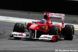 フェラーリ、1回目の冬季テストまでに新車完成