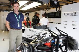 HRT、元F1ドライバーのルイス・ペレス・サラを新チーム代表に