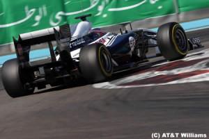 ウィリアムズ、2012年型車の初回F1テスト投入を予定