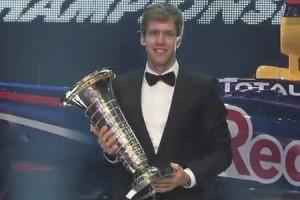 【動画】FIA表彰式、各カテゴリーの王者がインドに集まる