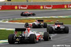 HRT、2人目のドライバー発表は年明け以降