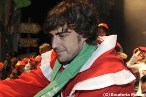 フェルナンド・アロンソ、アルグエルスアリのシート喪失は「どうでもいい」