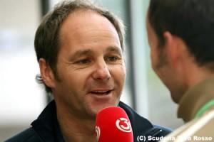ゲルハルト・ベルガーのおいがF1を目指してサーキットを駆ける