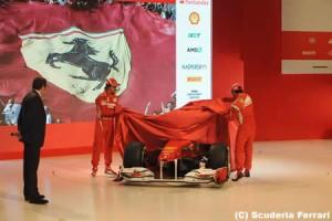 フェラーリ、2012年の新車発表日を明かす