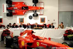 ドイツ人ドライバーたちに着目するフェラーリ