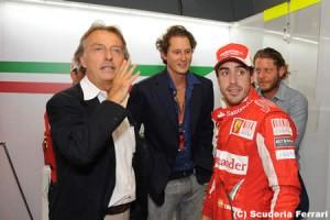 フェラーリ会長「アロンソは手放さない」