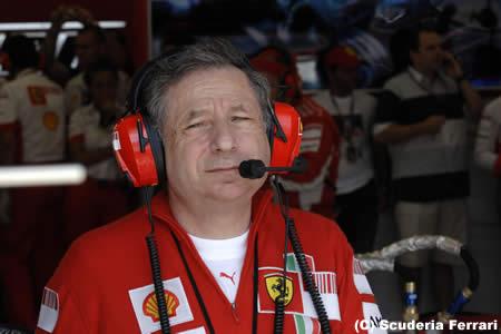 フェラーリのF1チーム代表、その重責とは?